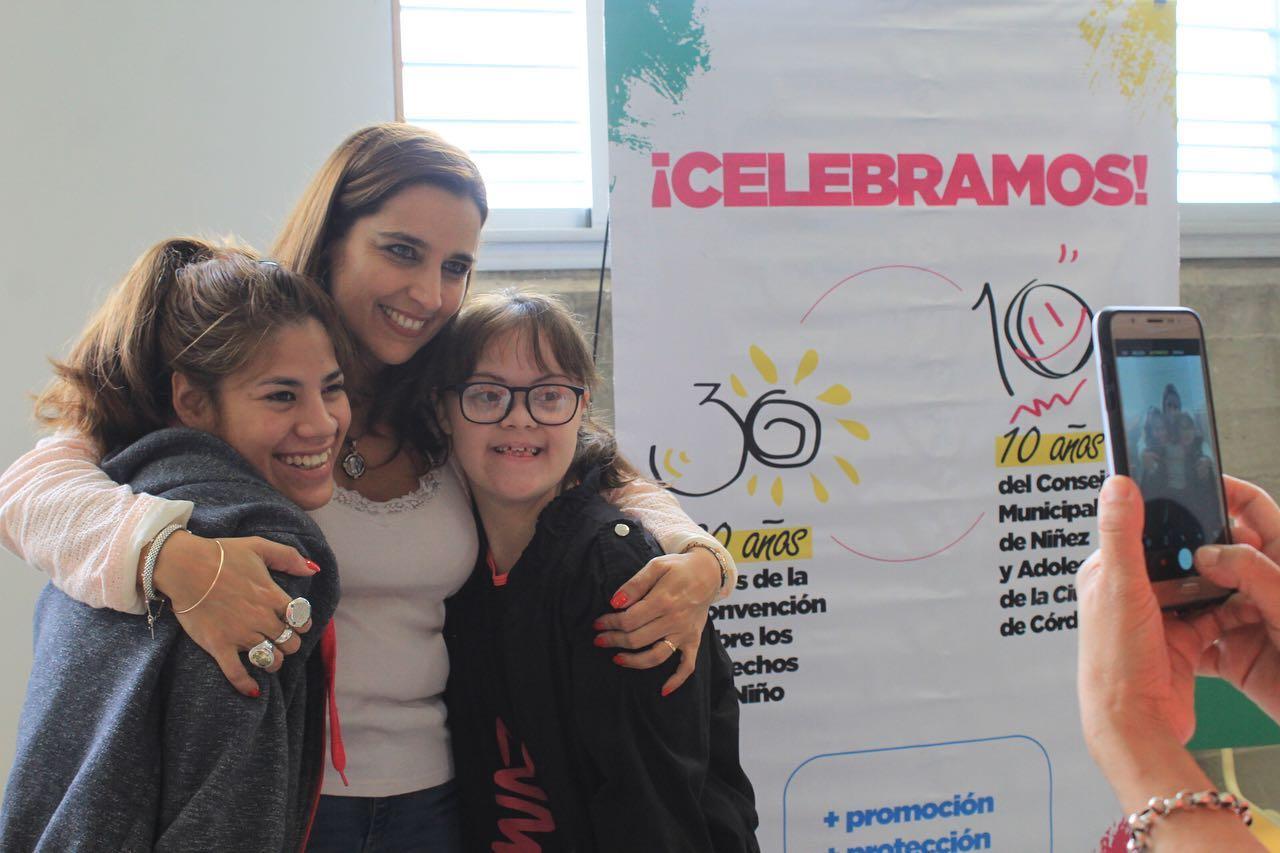 Visita al Parque Educativo Este  de Córdoba y charla sobre los Derechos del Niño