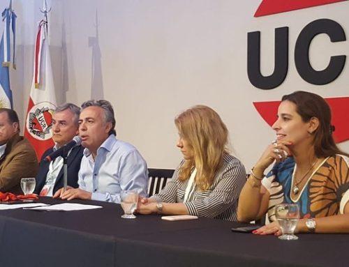 Soledad Carrizo electa Vicepresidente tercera de la Mesa de Conducción Nacional de la UCR