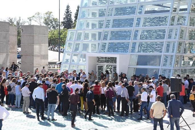 Nuevo Centro de Exposiciones Plaza España Córdoba