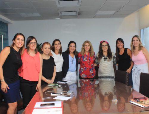 Reunión para conformar la Red de Mujeres Legisladoras Radicales