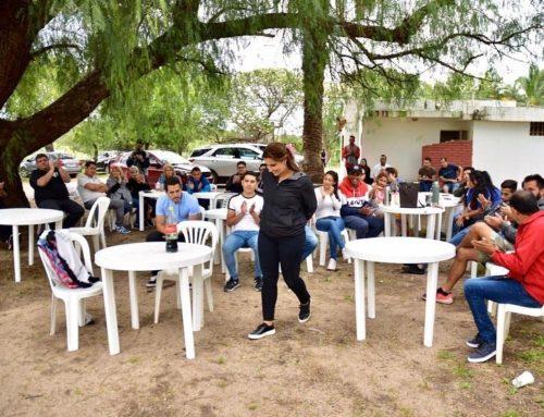 Campamento de la Juventud Radical de Cruz del Eje