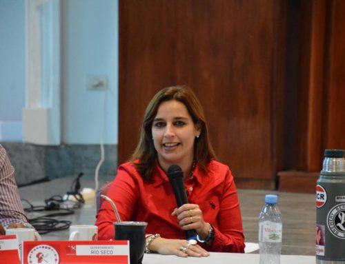 Soledad Carrizo donó parte de su dieta a instituciones del norte cordobés para aportar en la lucha contra el Covid 19