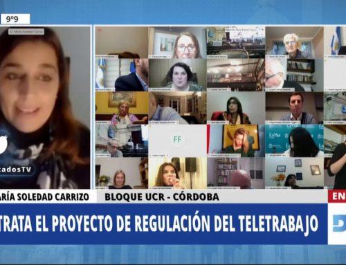 Diputados aprobaron proyecto para reglamentar el teletrabajo en Argentina