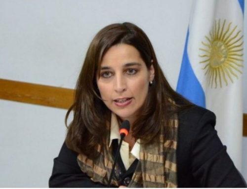 Soledad Carrizo insistió con su proyecto contra la violencia de género